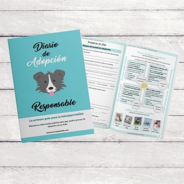 Diario de adopción responsable